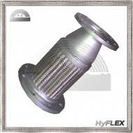Reducing Flex, Concentric Reducer With Flange Ends